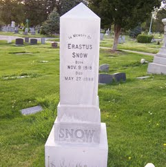 Erastus Snow Photo