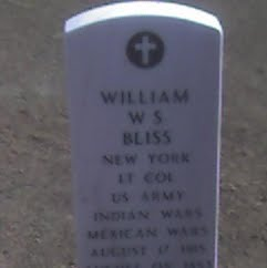 William Wallace Smith Bliss Photo