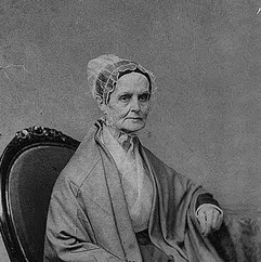 Lucretia Mott Photo