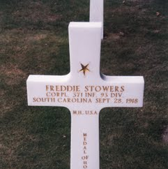 Freddie Stowers Photo